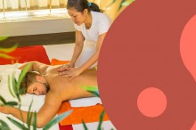 Massage Aktion: 1=2 Thai- Massagen im WABI